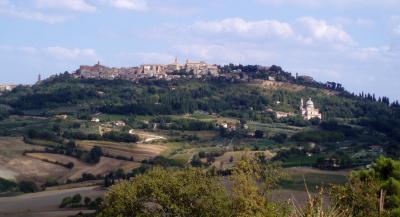 Vacanze vicino Montepulciano