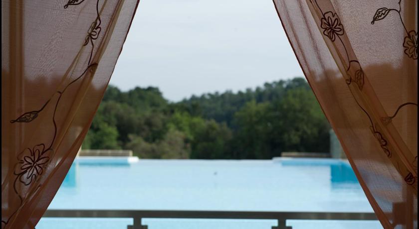 Hotel vista panoramica vicino al Lago di Bracciano