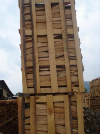 Consegna legname ingrosso in tutta Italia