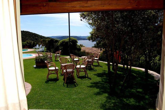 Piscina Relax Resort4stelle Ideale Vacanze Sardegna