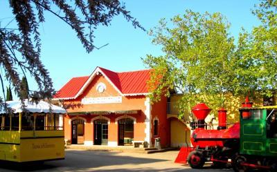 Stazione del trenino
