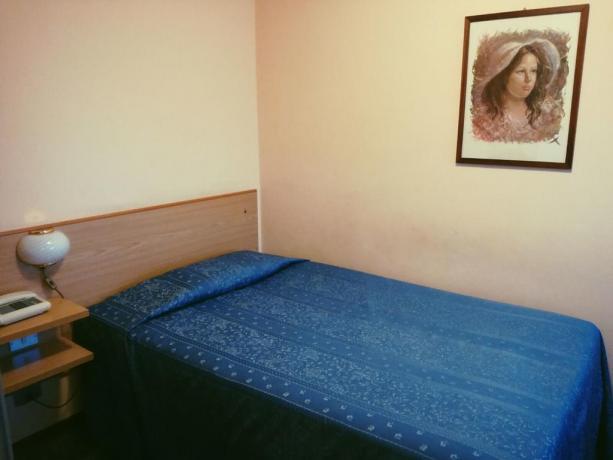 Camera Singola per viaggi d'affari ad Altopascio