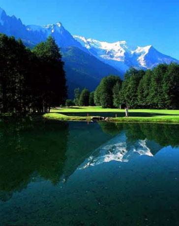 Chamonix Golf