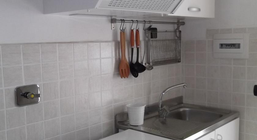 cucina degli appartamenti vicino a roma