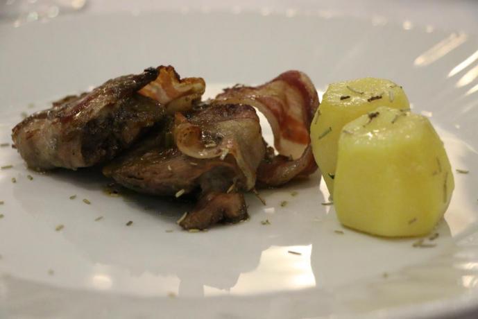 Cucina tipica locale a Rende in Hotel4stelle