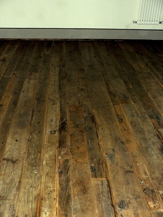 PAVIMENTO ORIGINALE  ROVERE IN  PATINA
