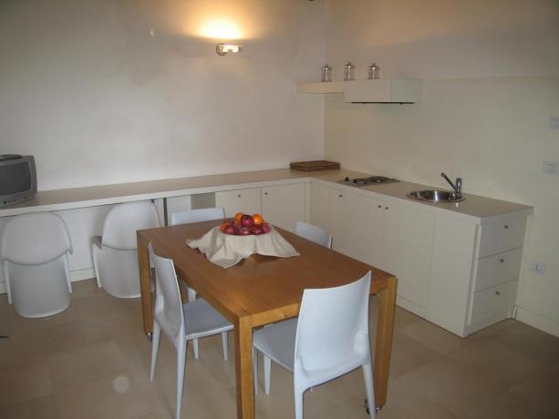 Appartamento con angolo cottura e salotto vicino Perugia