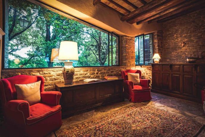 Hotel romantico vacanza in Umbria