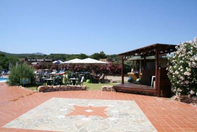 Appartamento in Residence con Ristorante Sardegna