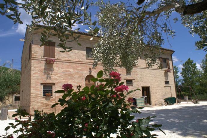 Relax in Villa di lusso a Macerata