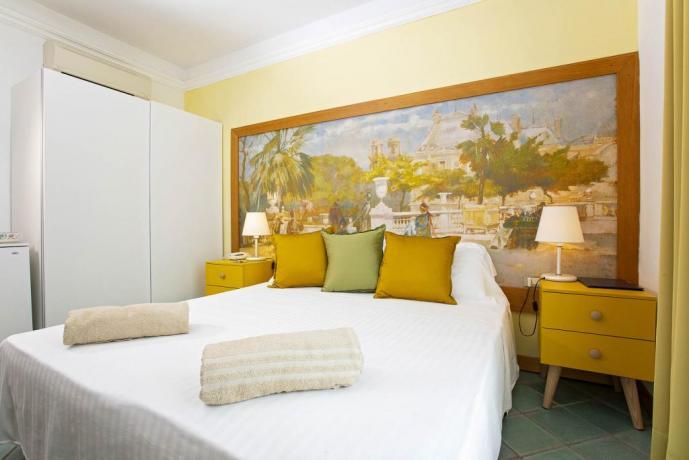Camera hotel sul mare Castiglione della Pescaia