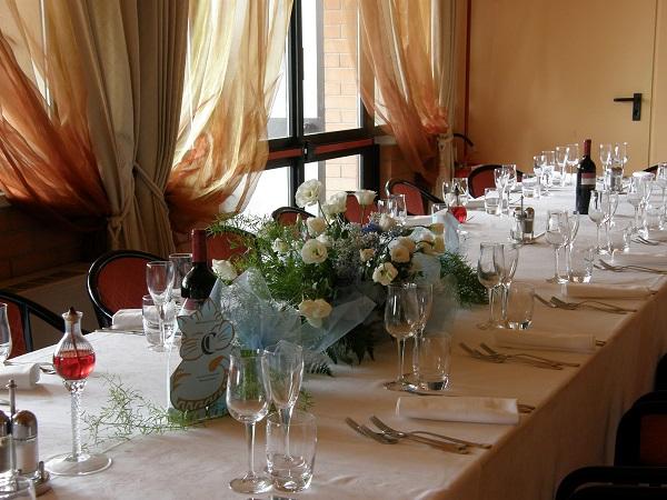 Elegante ristorante per banchetti Perugia