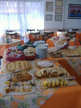 Hotel con Colazione a buffet in Emilia