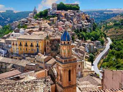Borghi Siciliani vicino Valledolmo soggiornando Masseria4stelle