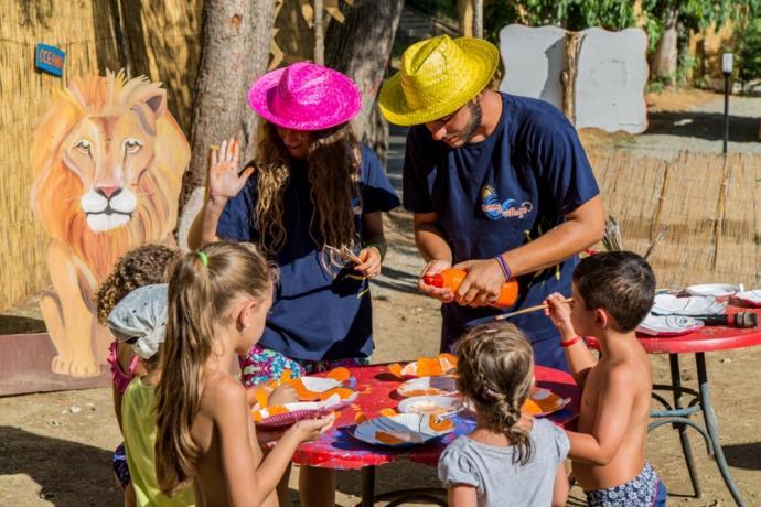 Villaggio con parco giochi ed animazione a Cosenza