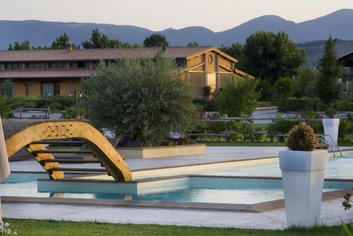 Vacanze rilassanti al Resort in Umbria