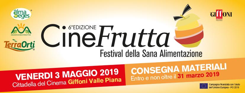 Cinfrutta - Festival della sana alimentazione