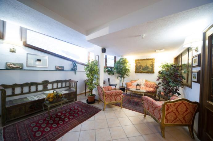 Reception Residence vacanze Bardonecchia aperto h24