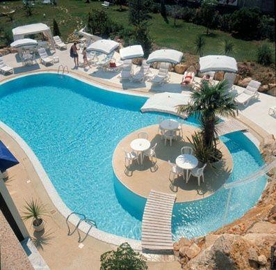 Prodotti manutenzione piscine parchi acquatici