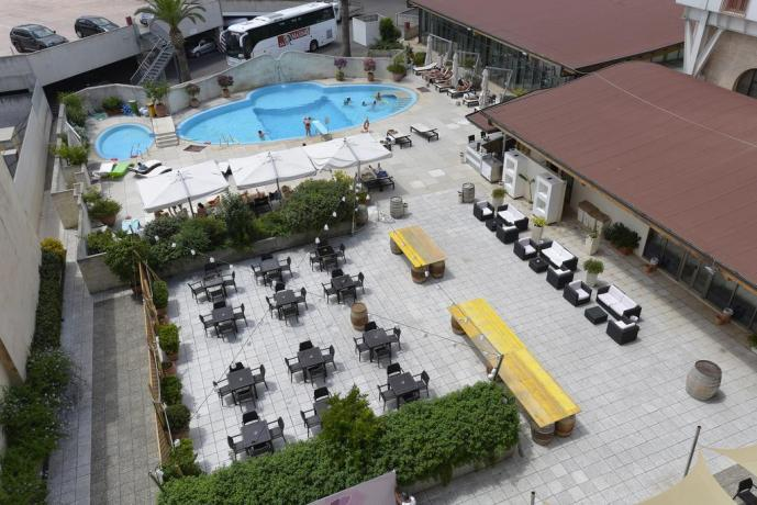 Hotel4stelle con Piscina esterna a Lecce