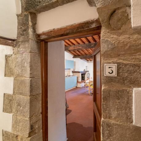 Appartamenti vicino Firenze: Azienda-Agrituristica Val di Sieve