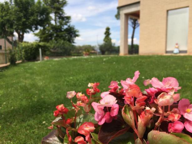 Residenza in Umbria con giardino privato