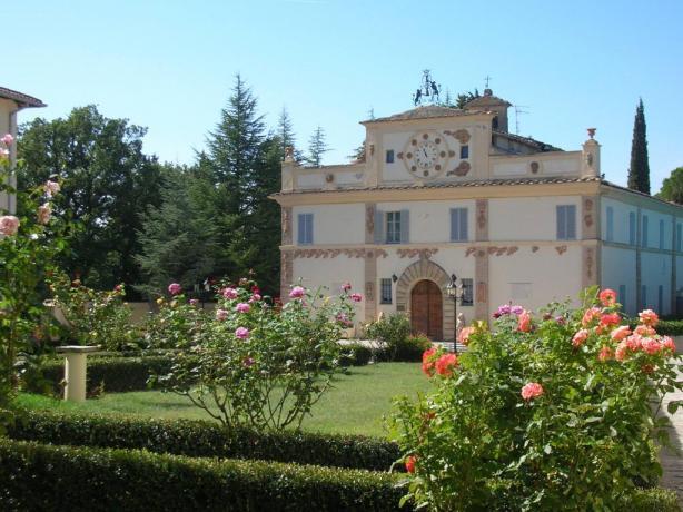 Tenuta storica vicino Perugia ideale per famiglie