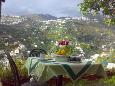 Bed and breakfast panoramico