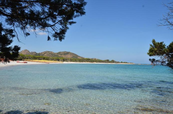 Resort a Orosei in Sardegna con Piscina Coperta