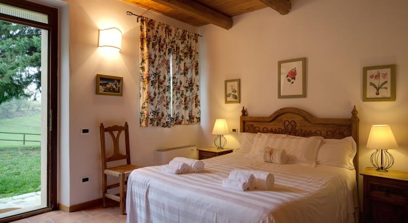 Interno Appartamento Pensatoio Resort Palazzo di Arcevia