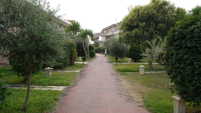 Hotel con giardino e area giochi bambini