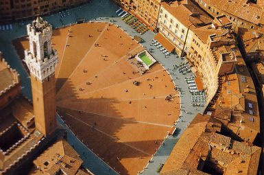 Inexpensive Hotels in the Middle of Siena