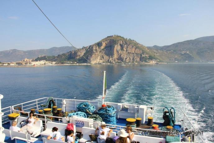 Hotel a 17 km dall'imbarco principale per Ponza