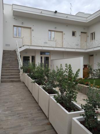 Residence con appartamenti di nuova costruzione