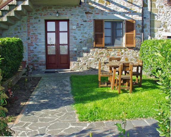 LaStalla- Spazio esterno giardino privato