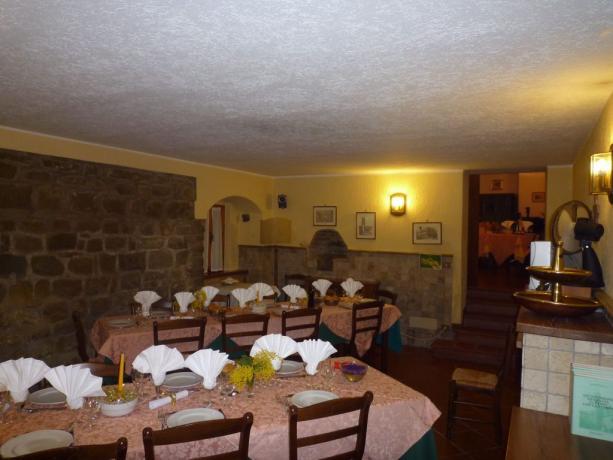 Ristorante tipico umbro Petrignano-Assisi gruppi 100 persone