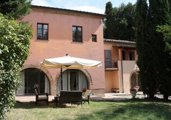 Monolocale FirenzeSpazio privato accesso al giardino