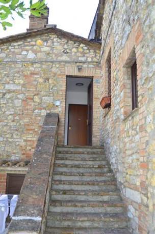 appartamenti con giardino privato al Quasar Village