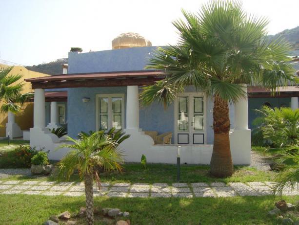 Appartamenti in Hotel a pochi km da Lipari