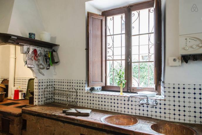 Villa lusso con cucina attrezzata