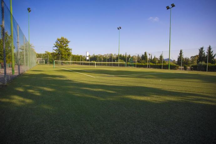 Impianti sportivi vicino a Costa Rei-Sardegna