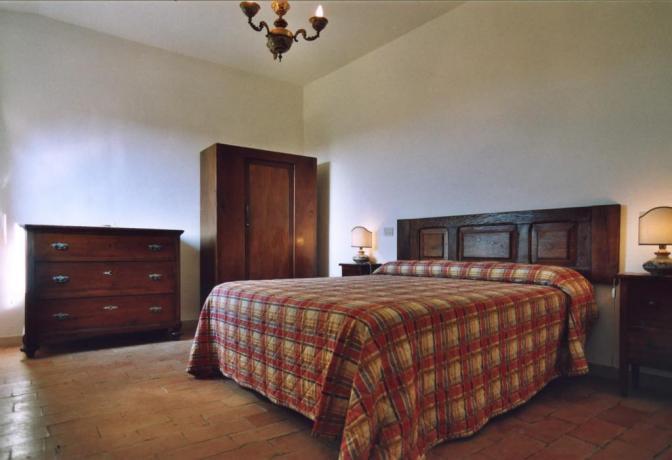 Appartamento Orto camera matrimoniale