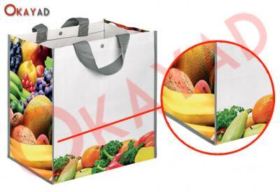 busta shopper fruttivendolo frutta verdura