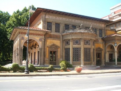 Hotel near montecatini terme