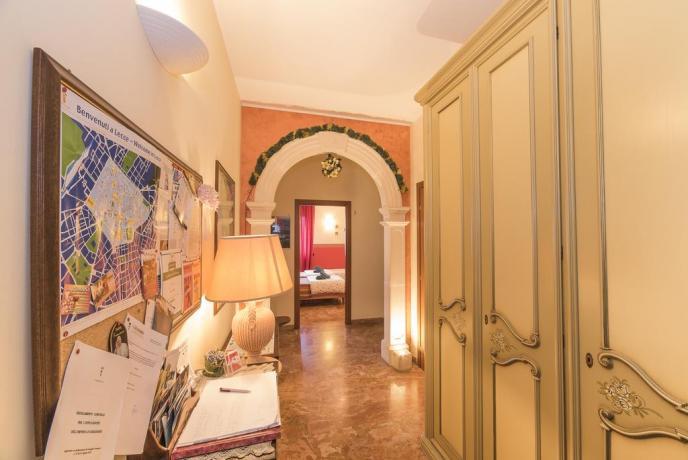 BB in antico palazzo signorile a Lecce