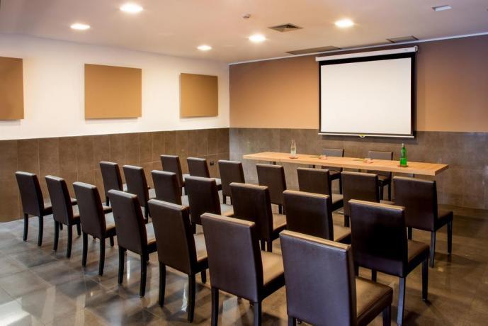 Hotel con sala-conferenze vicino A1 Magliano-Sabina Lazio