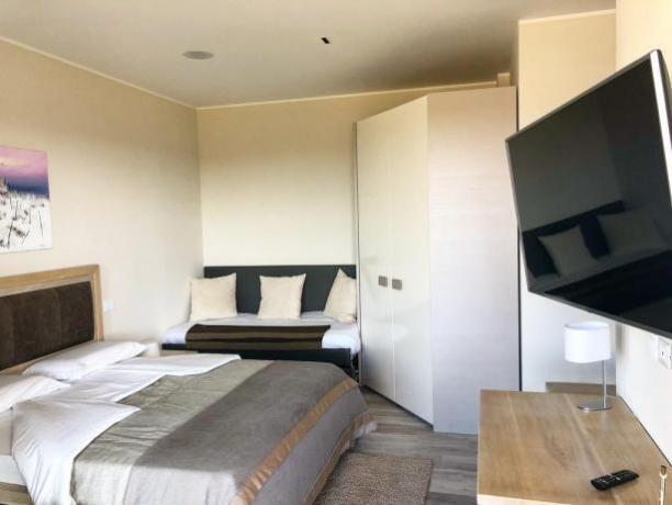 Hotel vicino Ospedale di Foligno, camera superior