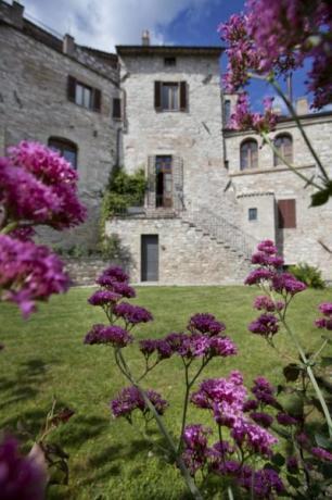 Suite Beatitudo con giardino rilassante