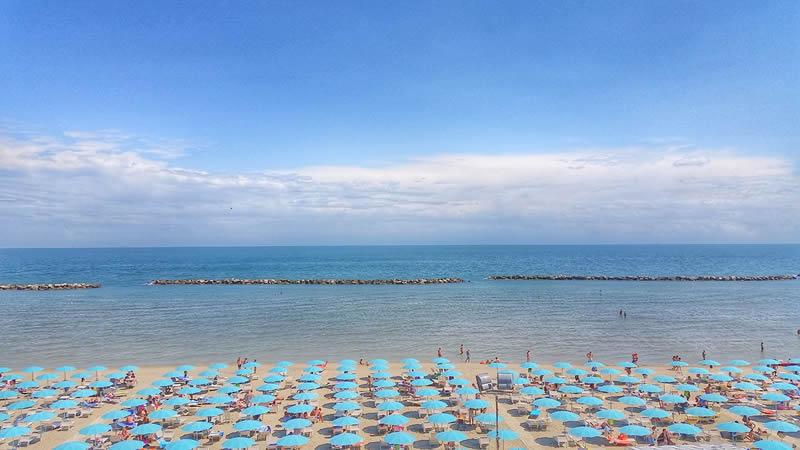 Vacanze in famiglia Bellaria-Igea-Marina con servizio spiaggia