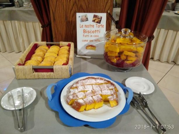 Hotel Arezzo con colazione a buffet